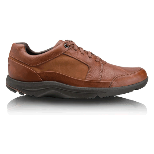 truWALK World Tour Cooper Men's Walking Shoes in Brown